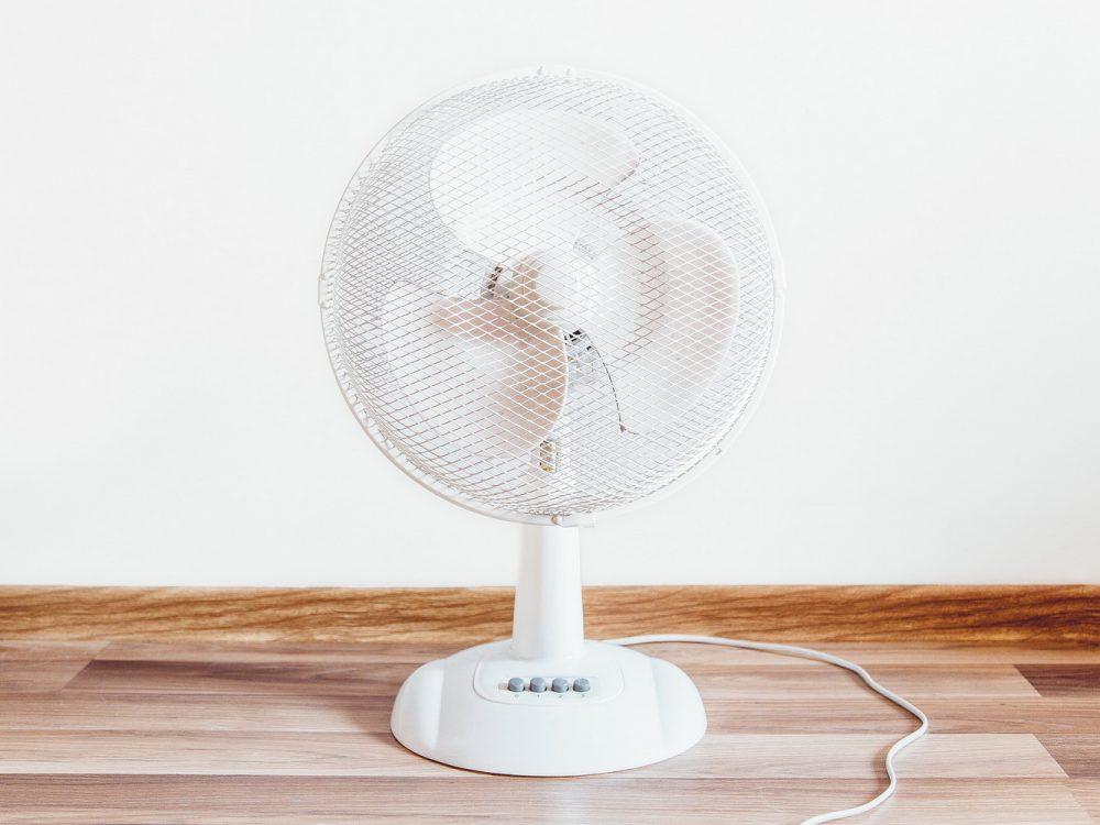 настільний вентилятор
