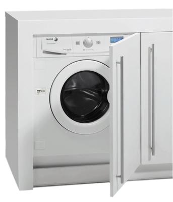 Вбудована пральна машина