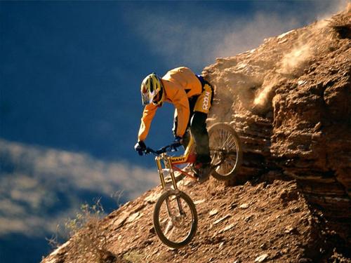 Велосипед даунхилл