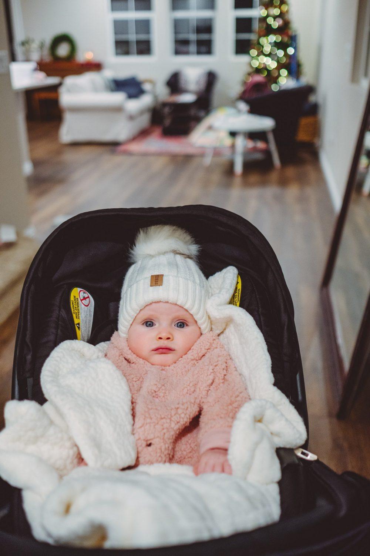Автокрісло для малюка