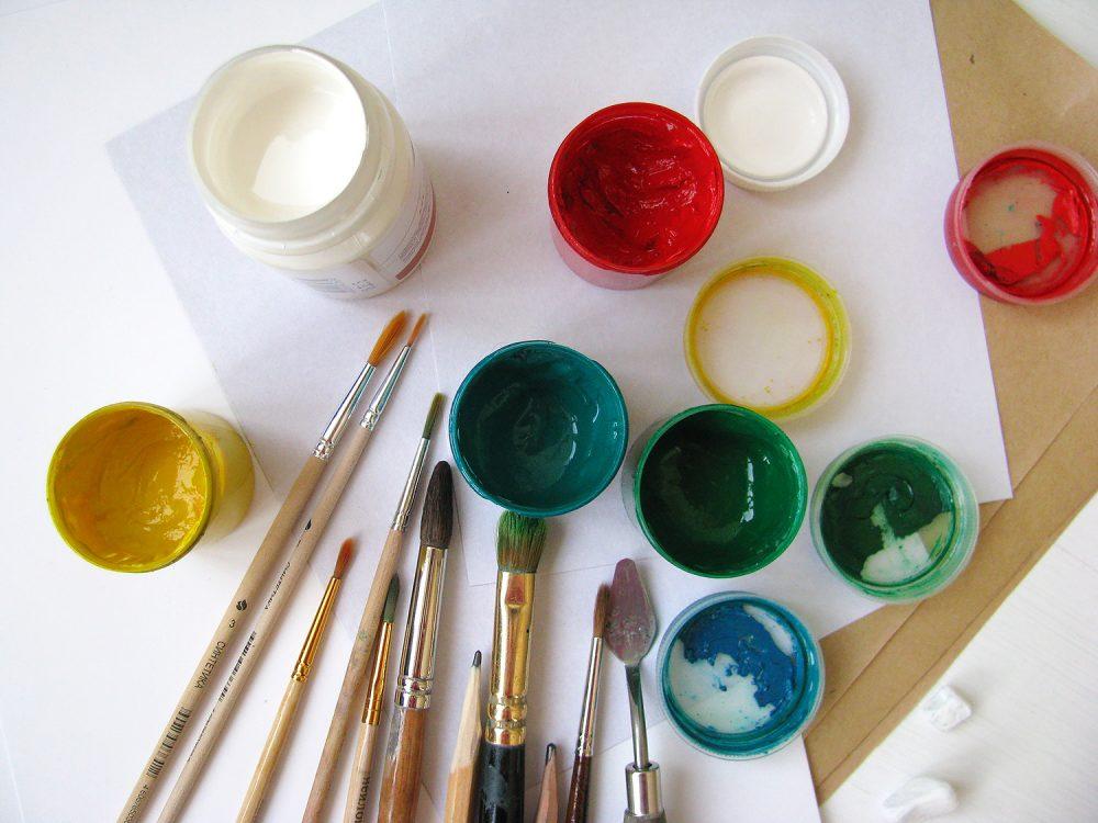 Классификация красок