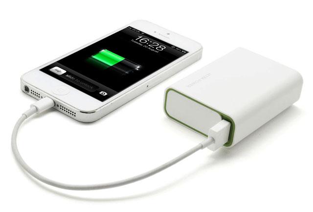 Сервисные функции мобильных батарей