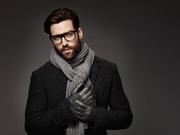Класичні чоловічі рукавички