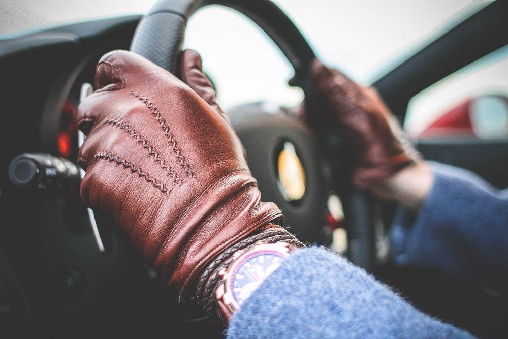 Водійські рукавички