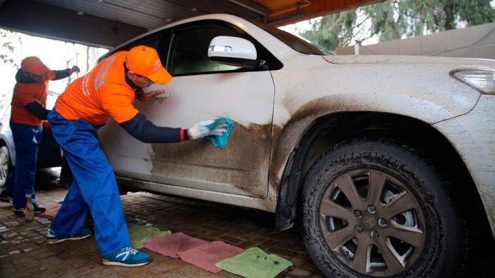 Как мыть авто летом и зимой