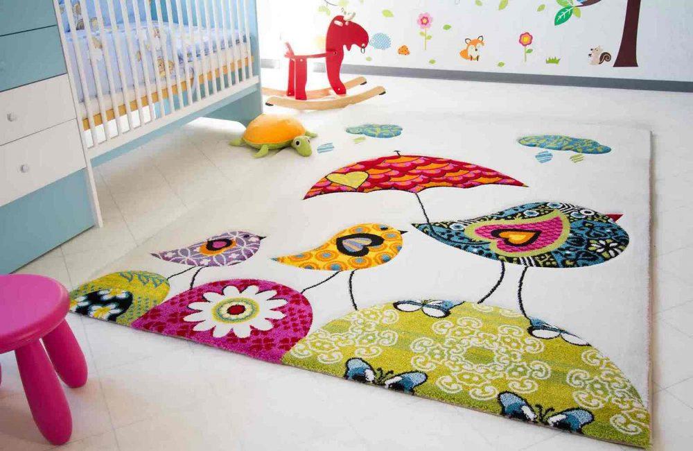 Килимок для дитячої кімнати