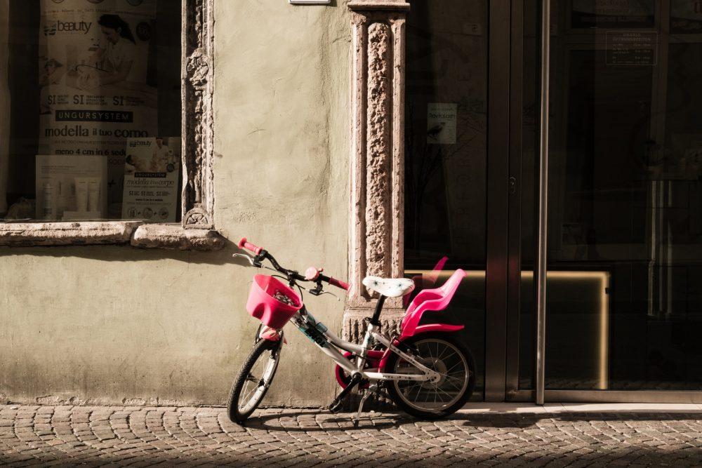 Вибираємо дитячий велосипед