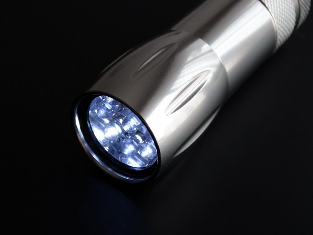 Городской фонарик