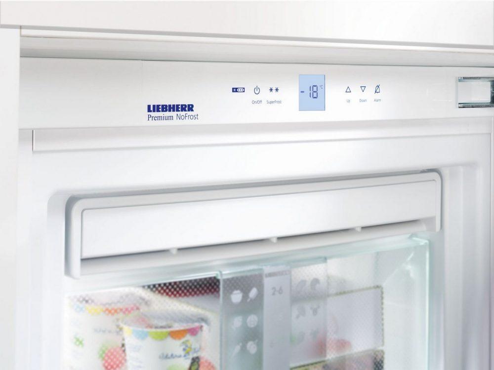Управление морозильной камеры