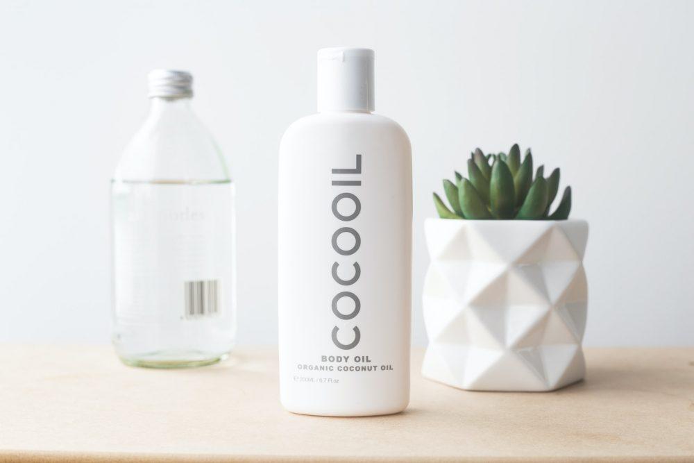 Уход за кожей с помощью кокосового масла