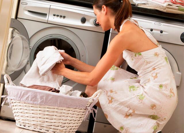 стиральный порошок для дома