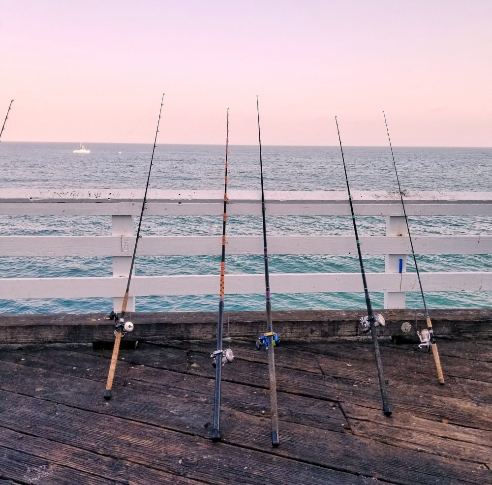 Удилища для рыбалки