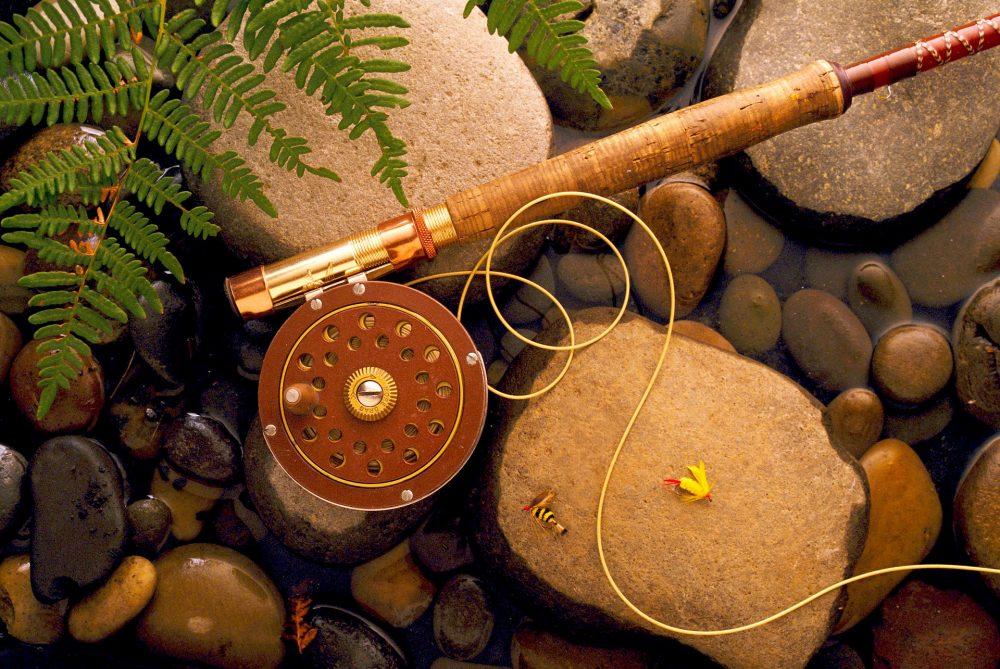 Рыболовное удилище