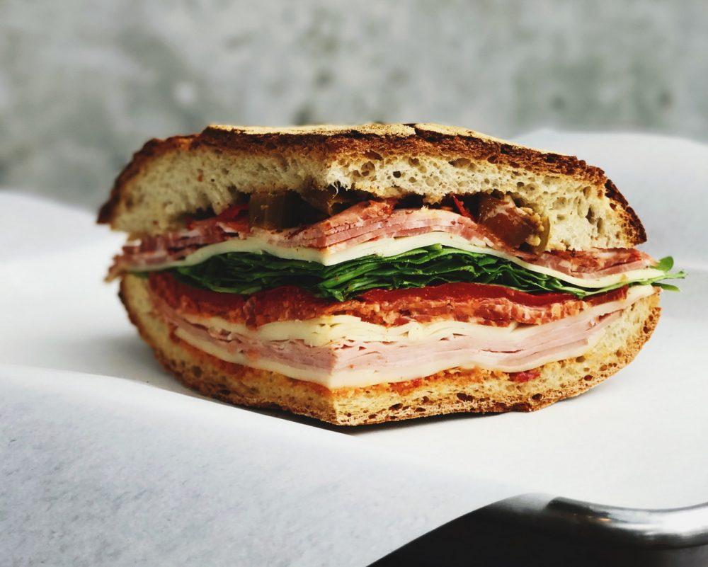 Вкусные бутерброды для детей