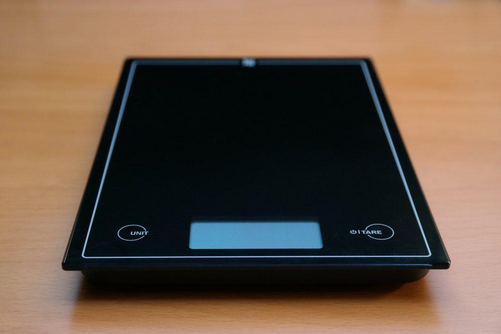 Плоские кухонные весы