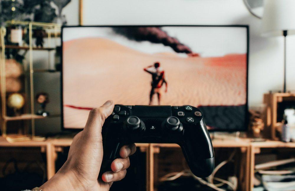 Телевізор для гри на приставці