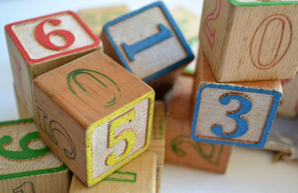 Дерев'яні кубики