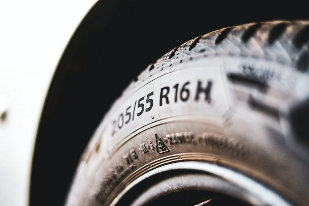 Маркування шин