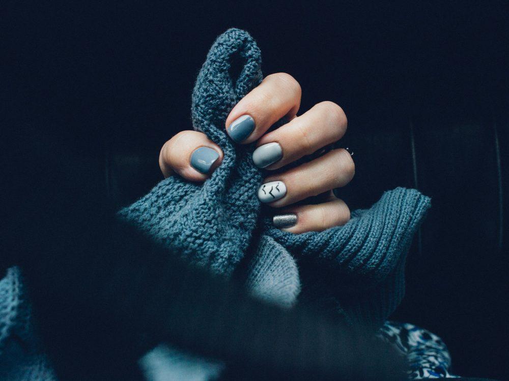 Манікюр гель-лаком на короткі нігті
