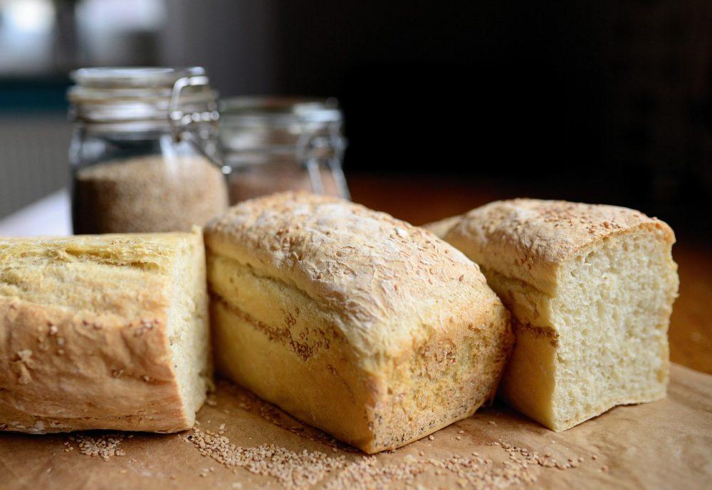 Домашній хліб у хлібопічці