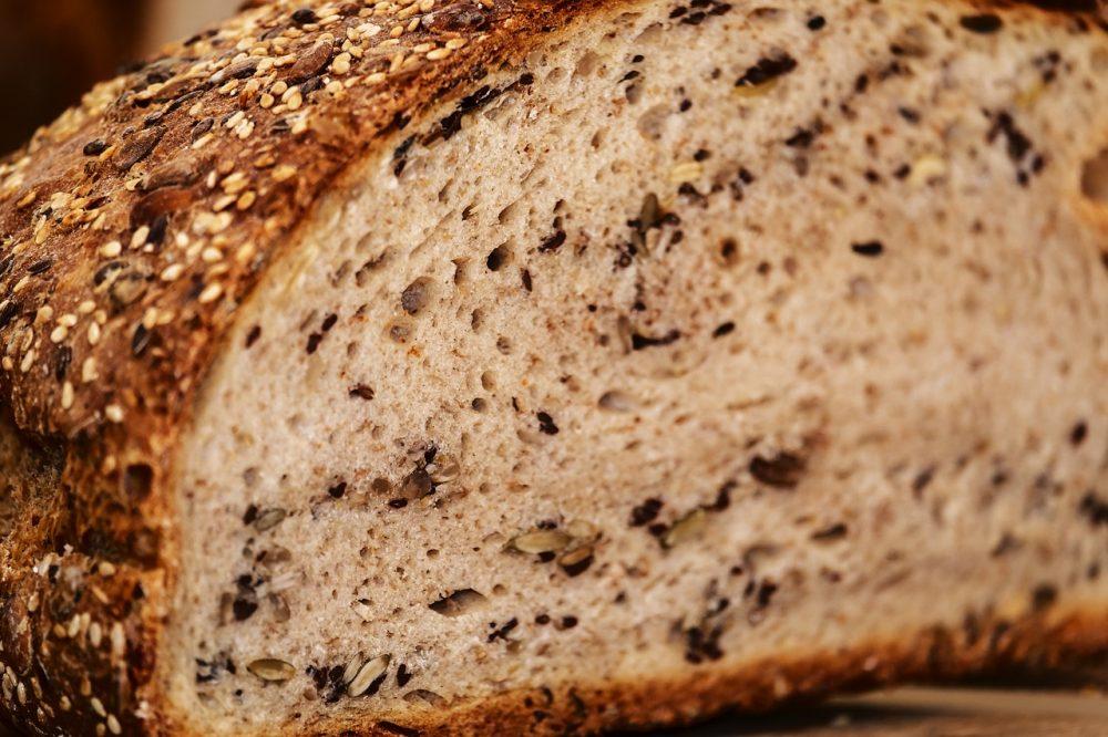 Ржаний хліб у хлібопічці