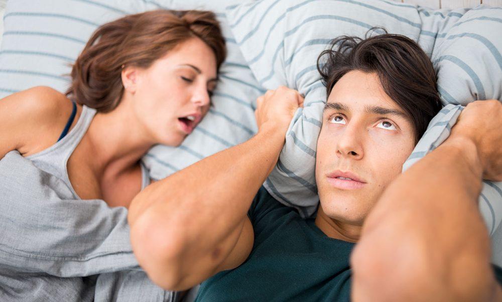 Как избавиться от храпа женщине