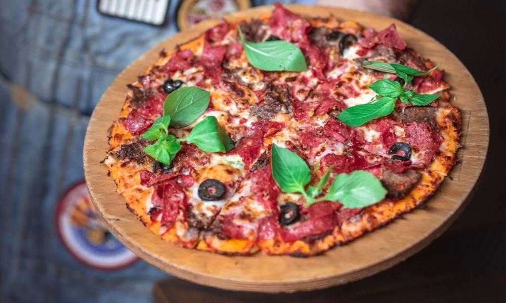 швидка міні-піца на сковорідці