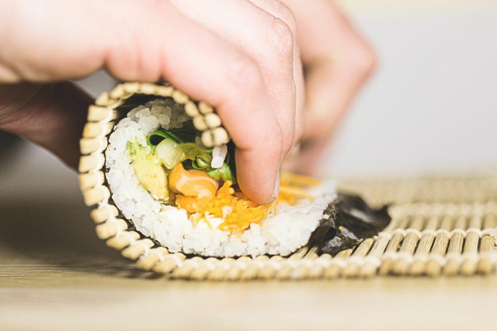 Рис для суші та ролів