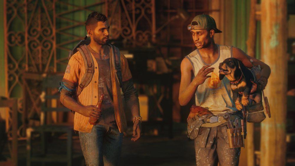 Скриншот из Far Cry 6