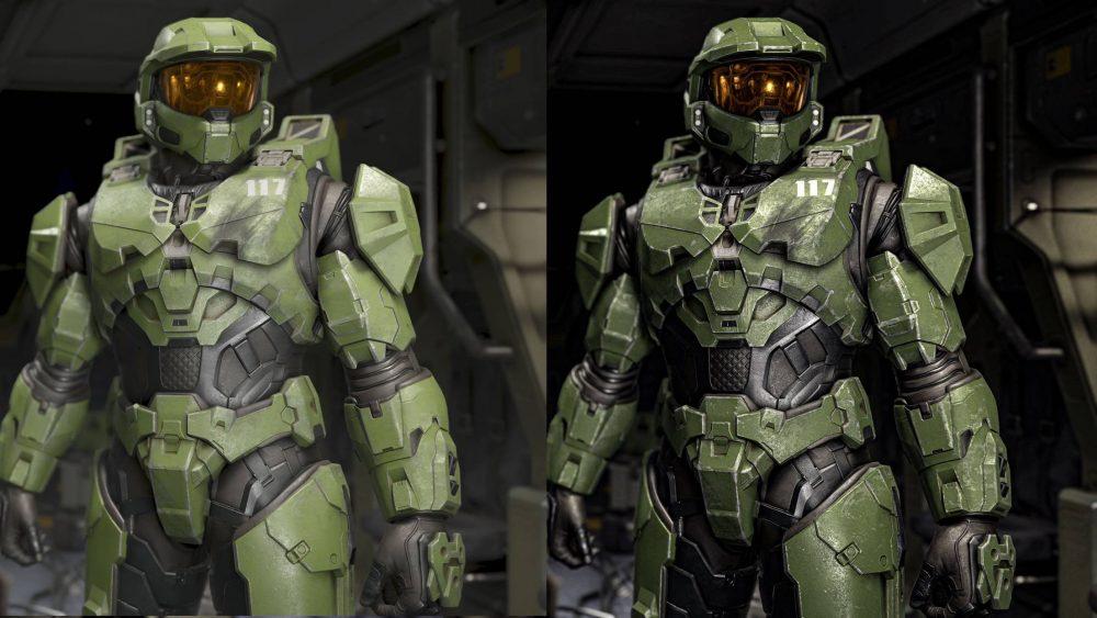 Скріншот з Halo: Infinite