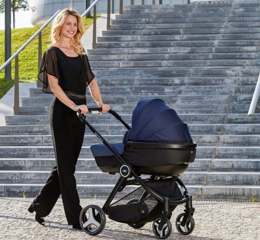 Лучшая коляска для новорожденного