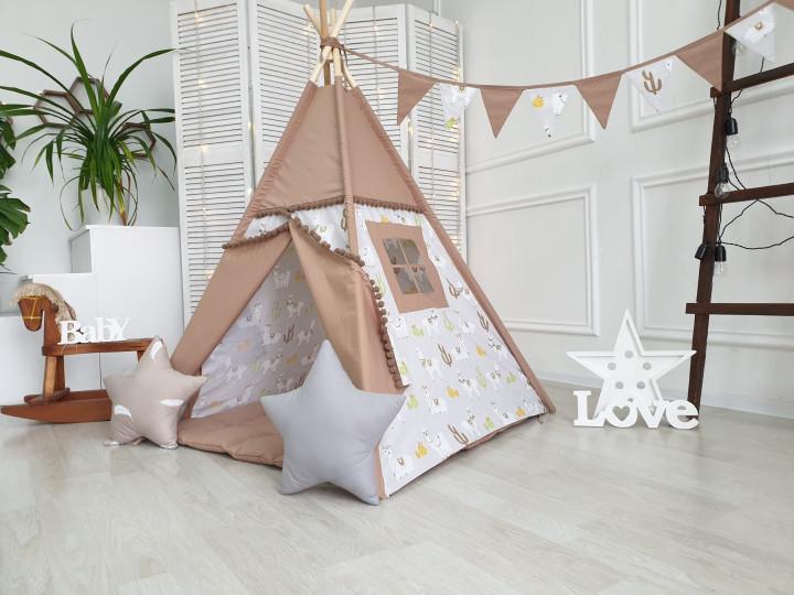 Дитяча палатка – вігвам SD Studio