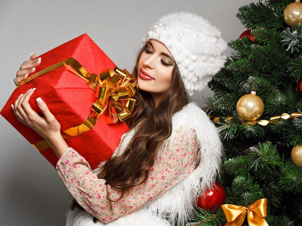 Варианты подарков девушке
