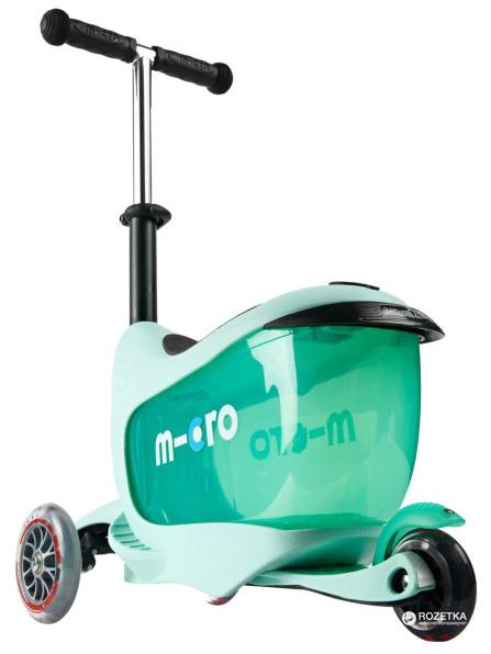 Дитячий самокат Micro Mini 2Go Deluxe Plus