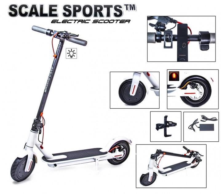 Дитячий електричний самокат Scale Sport SS-11Titan