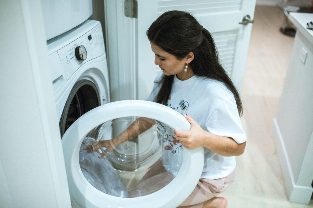 Как почистить стиралку