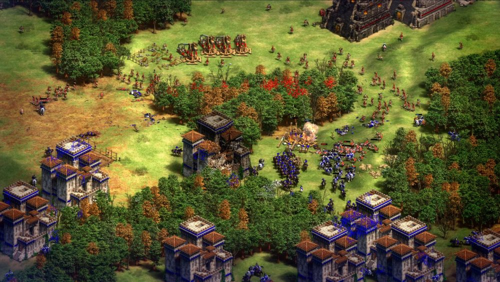 Скріншот з Age of Empires II