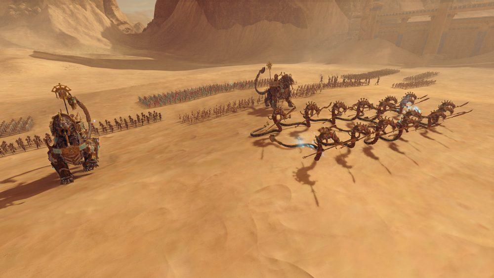 Вищі ельфи на полях битв в Warhammer