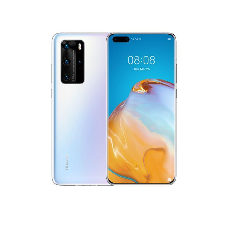 Huawei P40 Pro 8/256GB Ice White