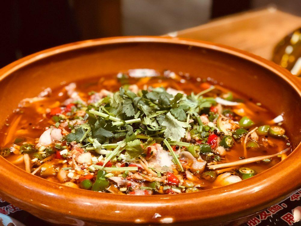 Вегетарианский картофельный суп