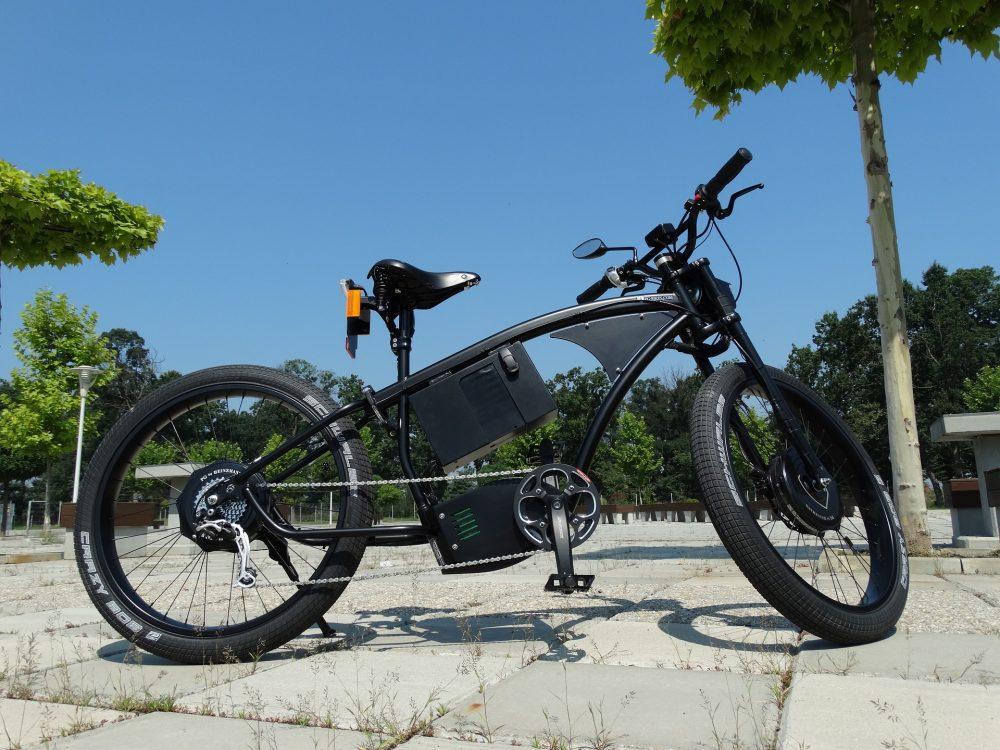 Як вибрати електровелосипед