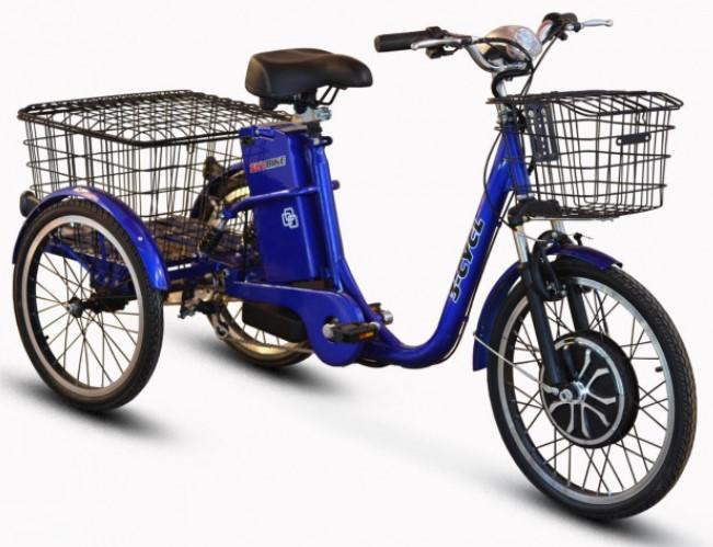 Электровелосипед Skybike 3-Cycle