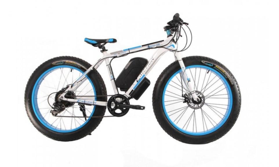 Електровелосипед E-motion Fatbike 48V 1000