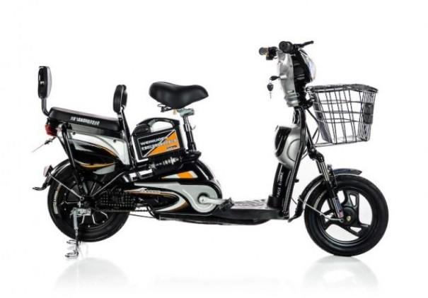 Електровелосипед TechnoRitm M-17 Двомісний 16 дюймів