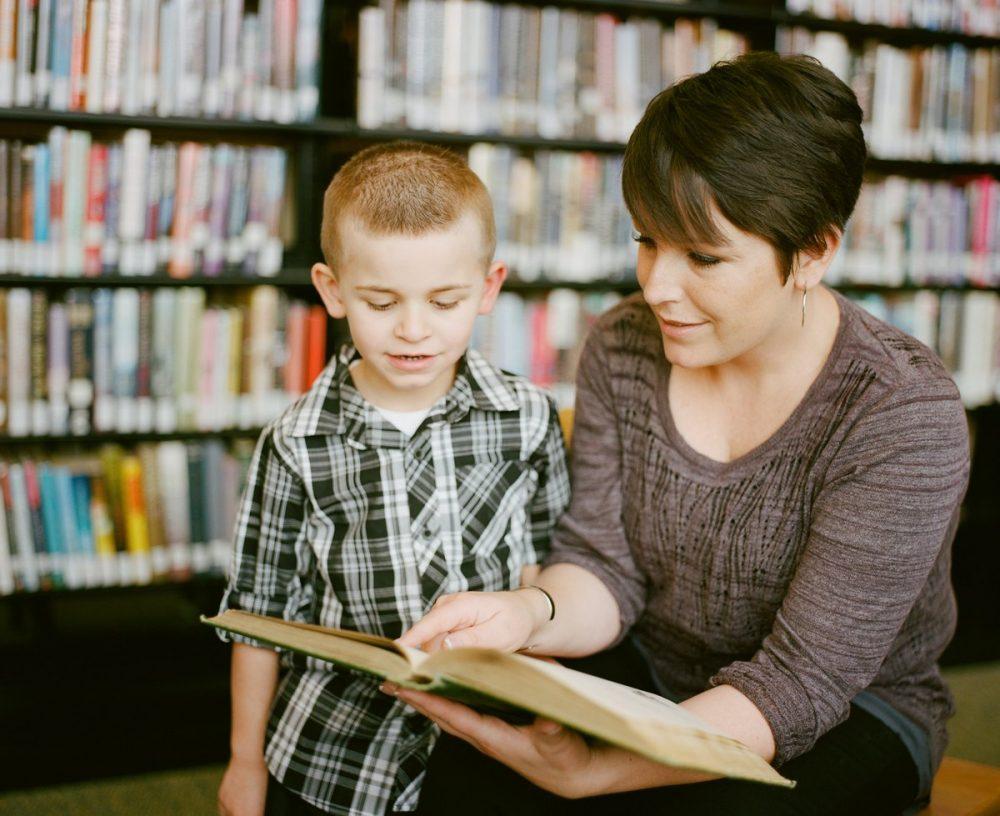 Вчимо дитину читати дома