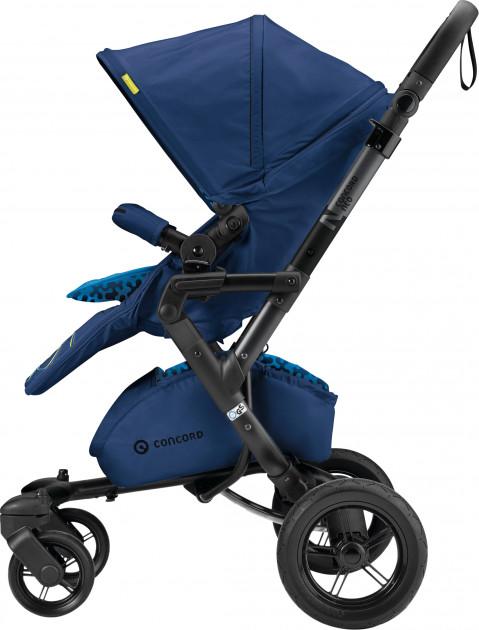 Універсальна коляска 3-в-1 Concord Neo Travel Set Snorkel Blue