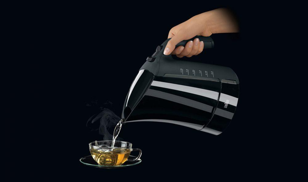 Чайник браун