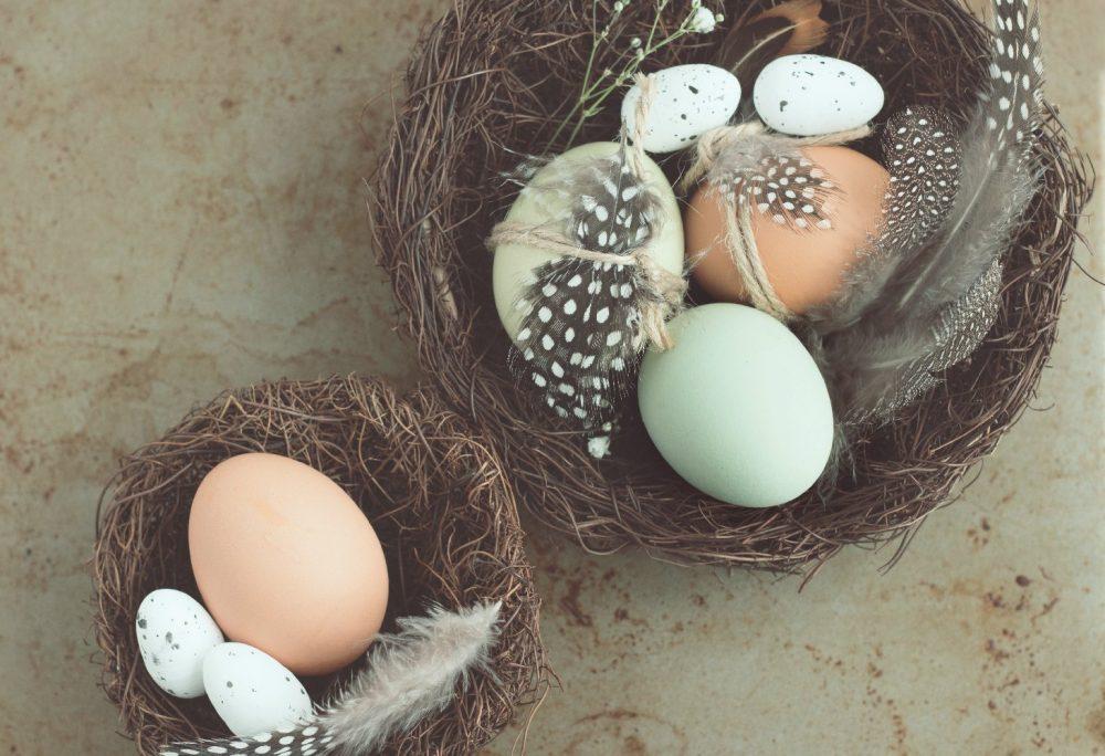 Творожная пасха без яиц