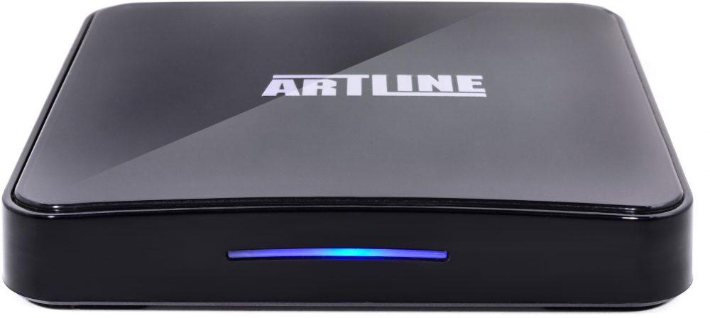 ARTLINE TvBox KM3 4/64GB