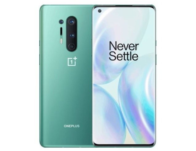 OnePlus 8 Pro 8/128GB Glacial Green